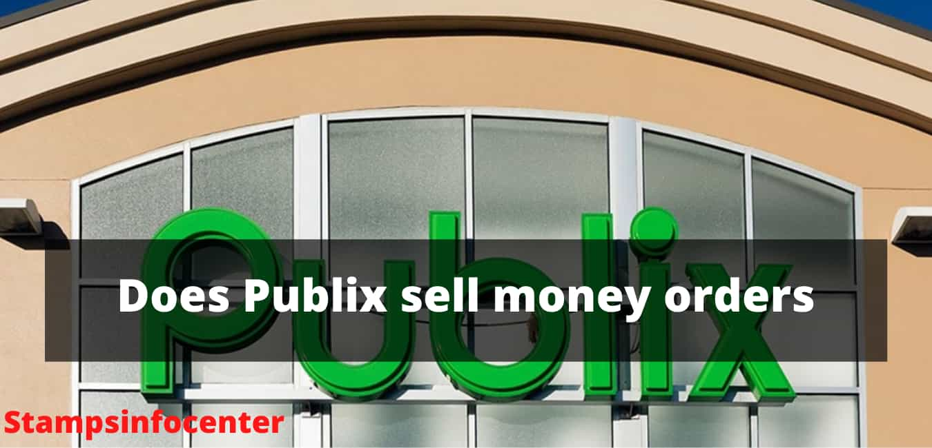 Does Publix sell money orders