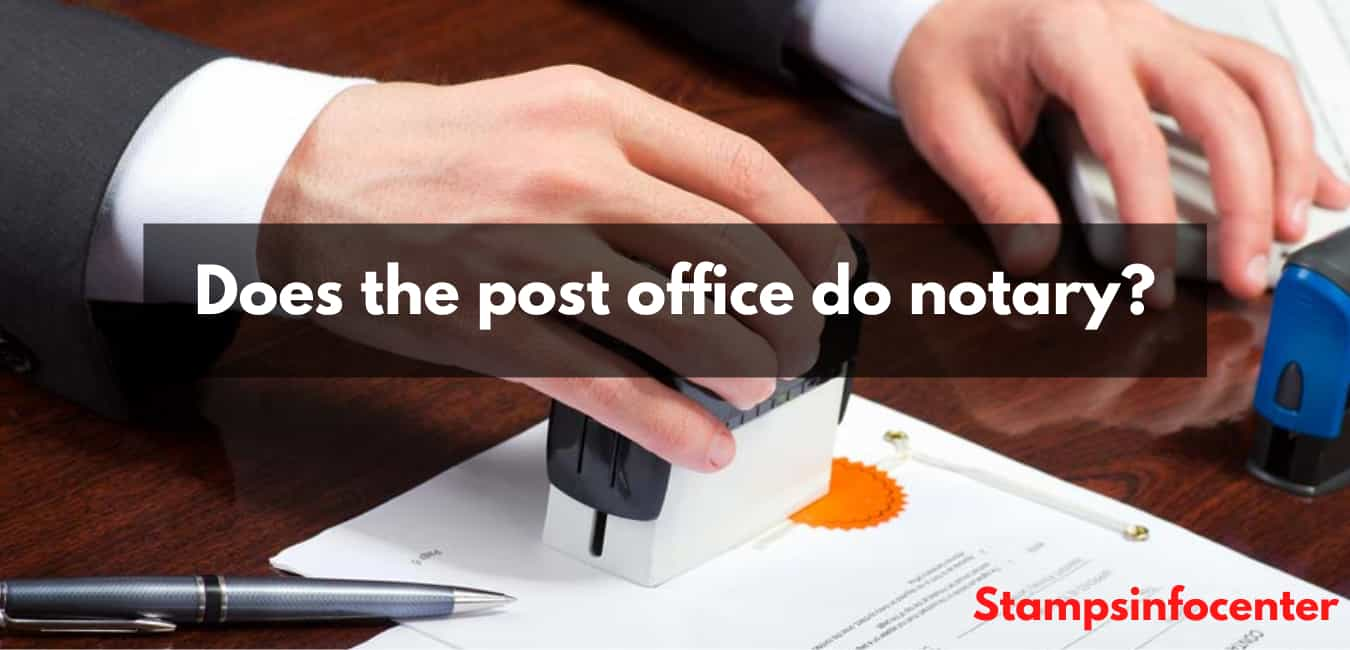 Does the post office do notary
