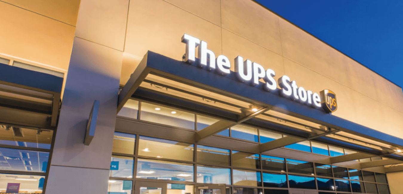 How to find a UPS store close to me