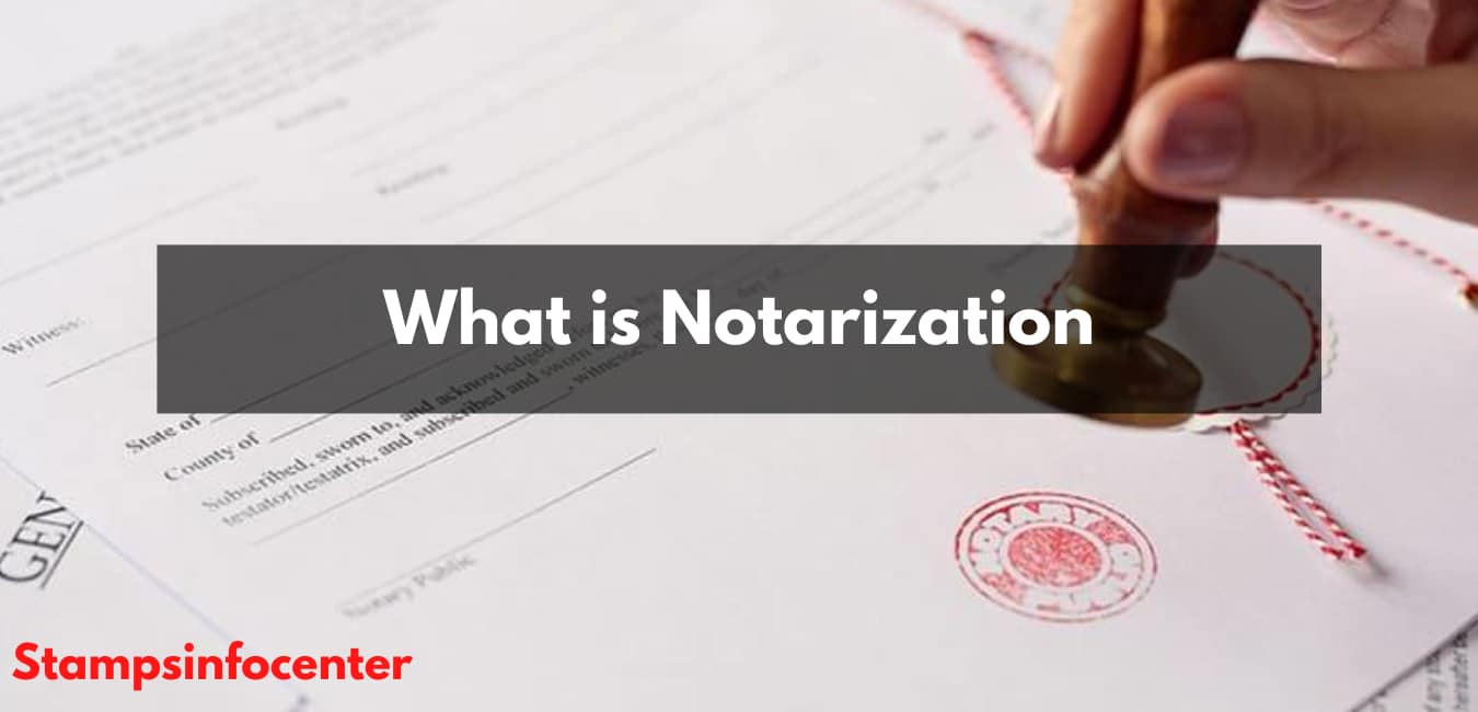 What is Notarization