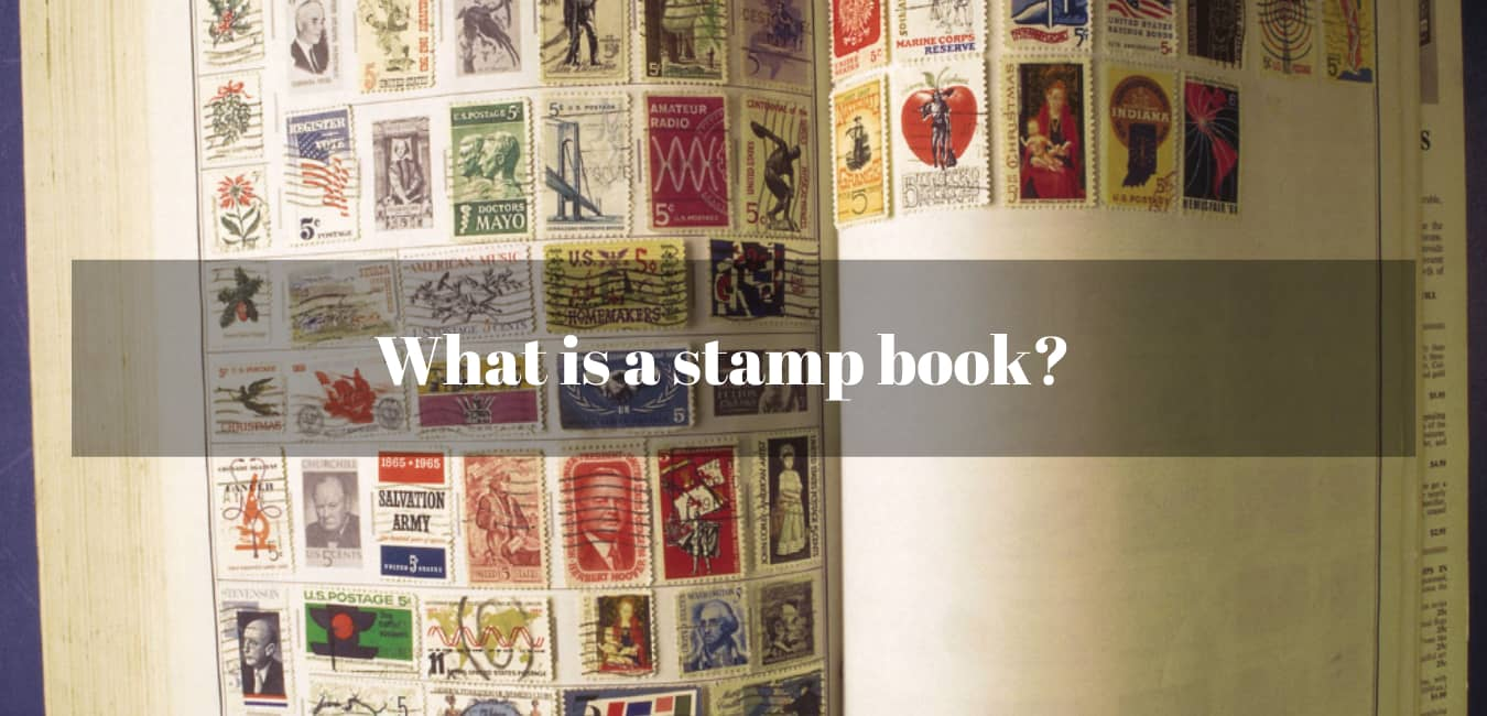 What is a stamp book