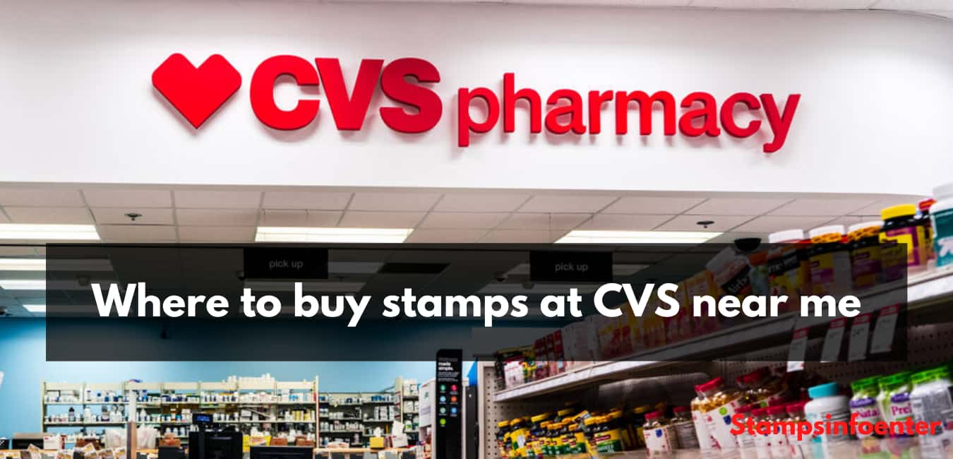Where to buy stamps at CVS near me