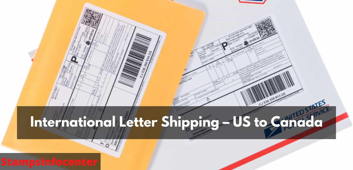 International Letter Shipping – US to Canada