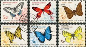 What is a Butterfly Stamp