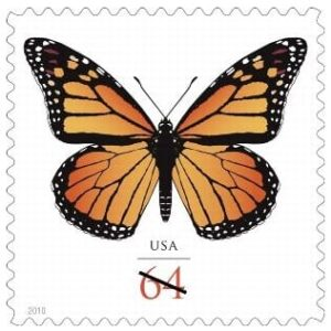 What is the Current Butterfly Stamp