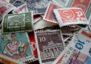 Why do Charitable organizations Collect Used Stamps