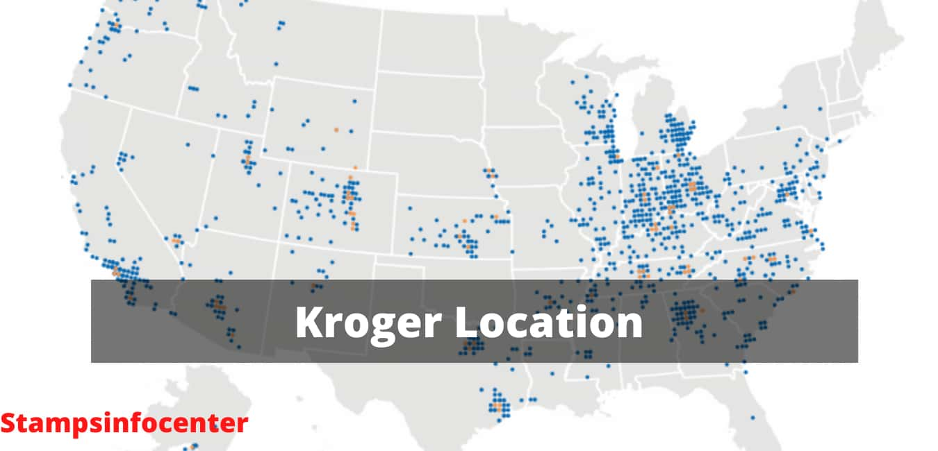 Kroger Location