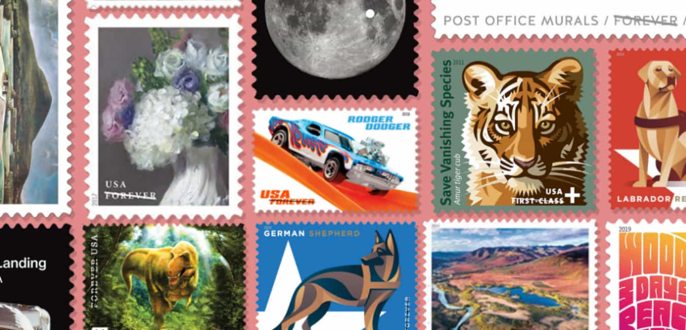 Buying Stamps from Cub Foods