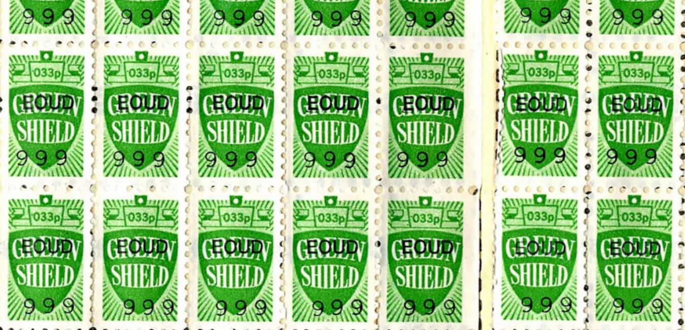 Buying Stamps from Tesco Online