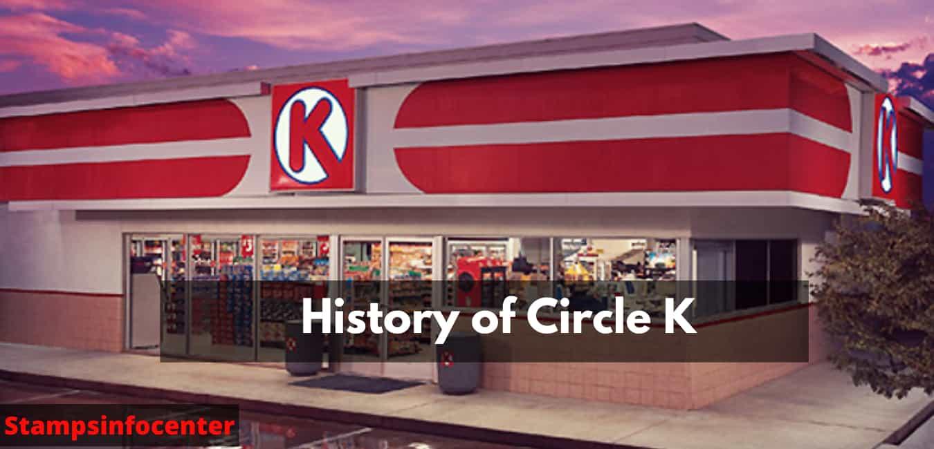 History of Circle K