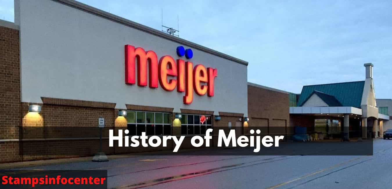 History of Meijer