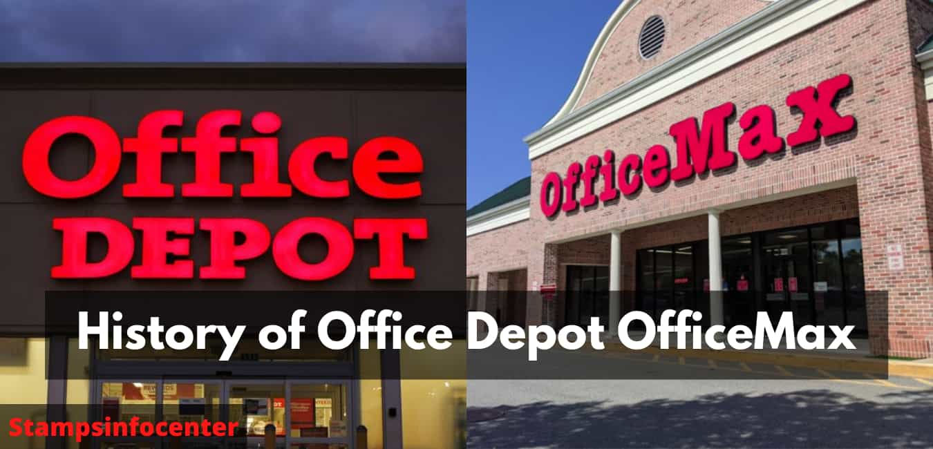 History of Office Depot OfficeMax