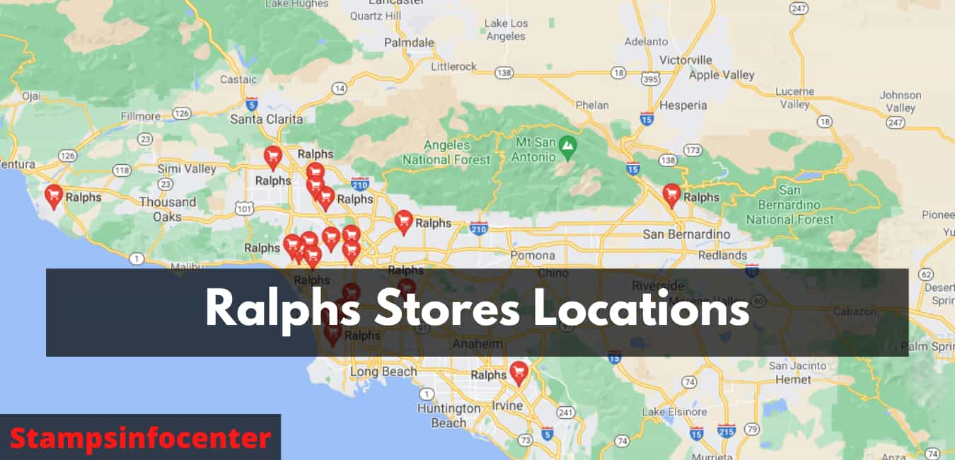 Ralphs Stores Locations
