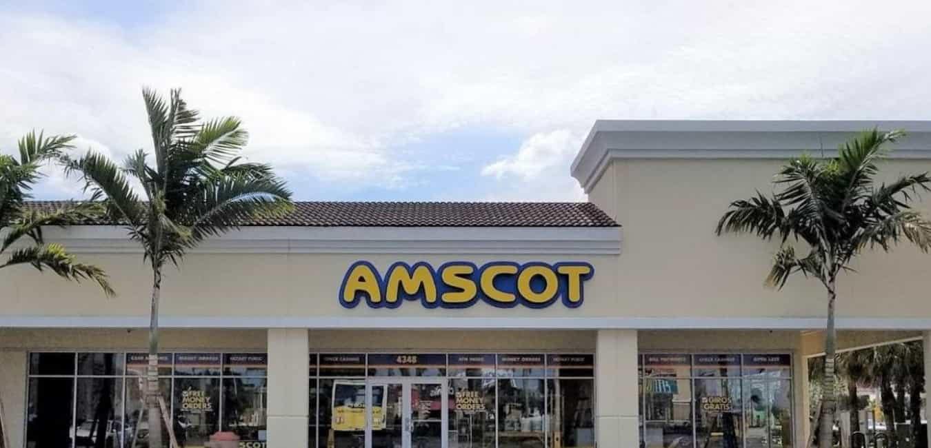 What Does Amscot sell