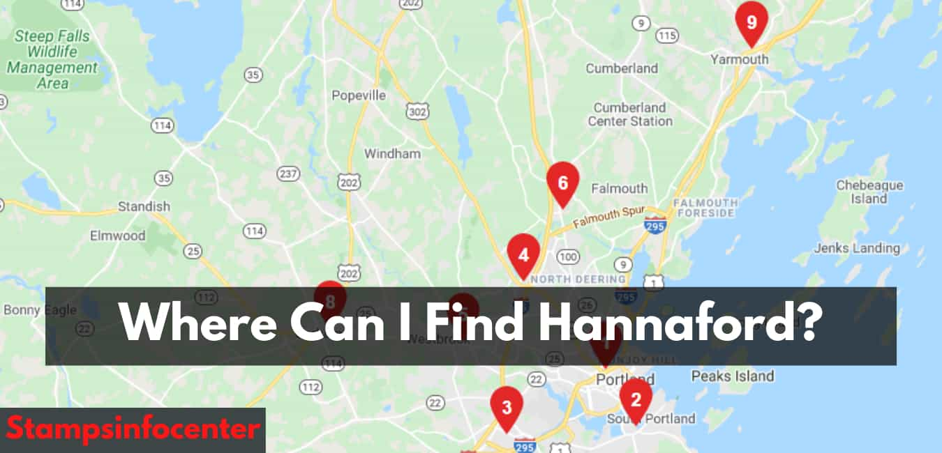 Where Can I Find Hannaford