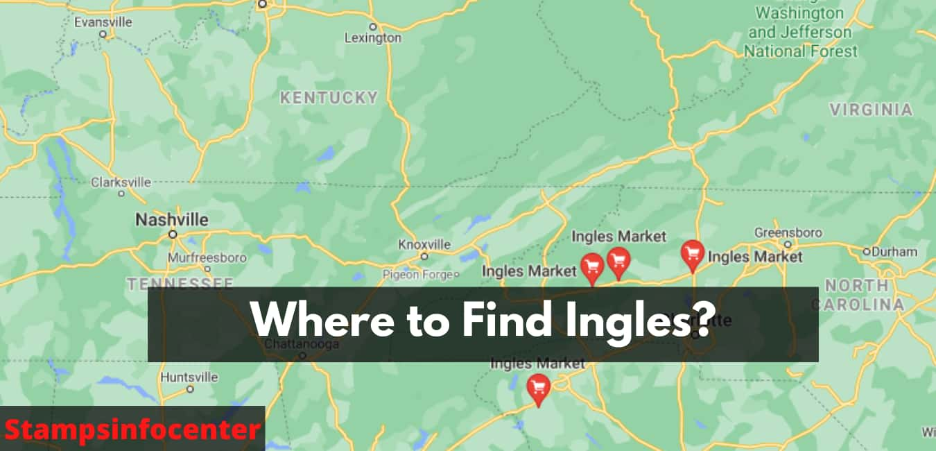 Where to Find Ingles