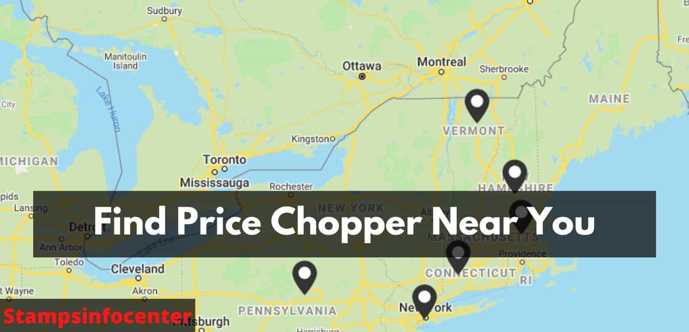 find price chopper near you