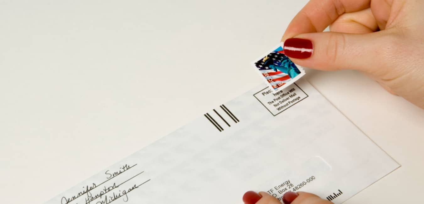 How Many Stamps Do I Need for 6×9 Envelope - First Class Mail
