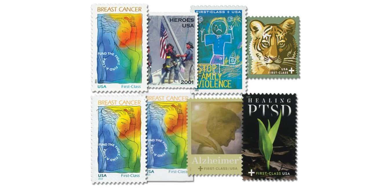 Semi-Postal Stamps