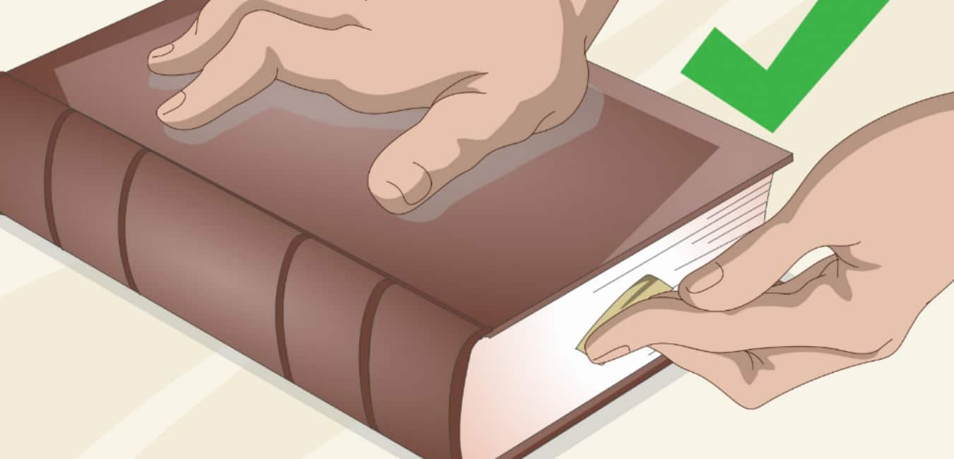 How to Remove Stamp Ink from Paper