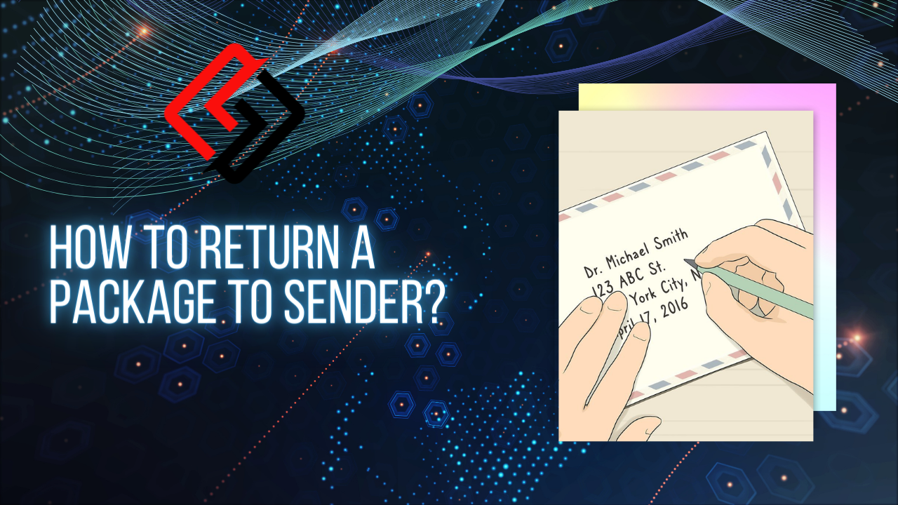 How to Return a Package to Sender - Return Your Package