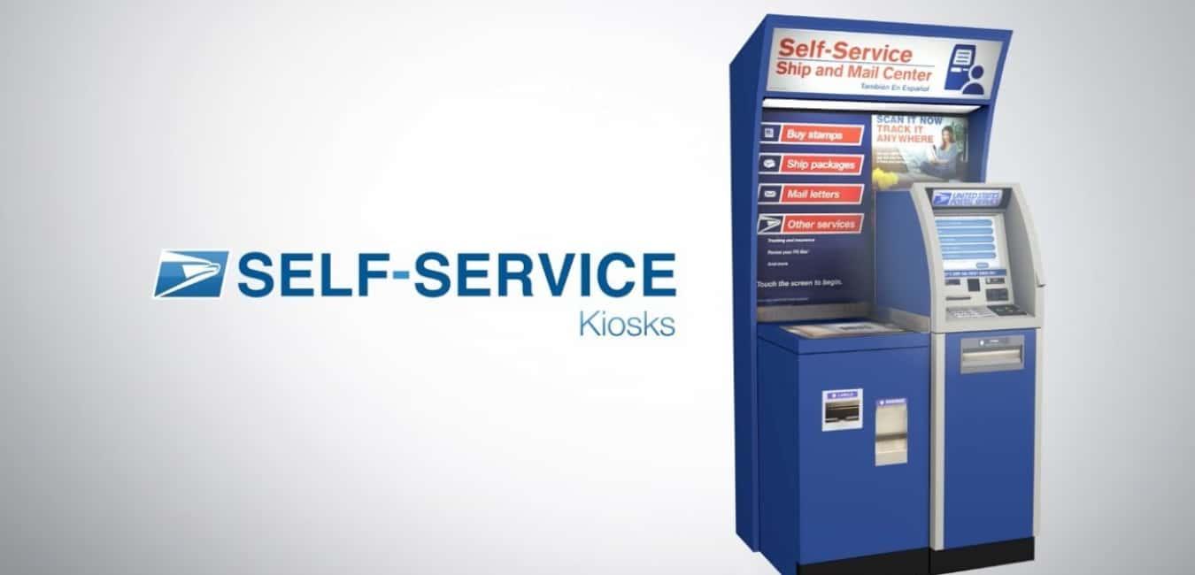 How to Use USPS Self Service Kiosk