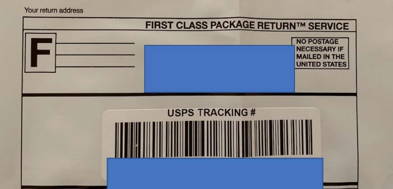 How to return a package to USPS