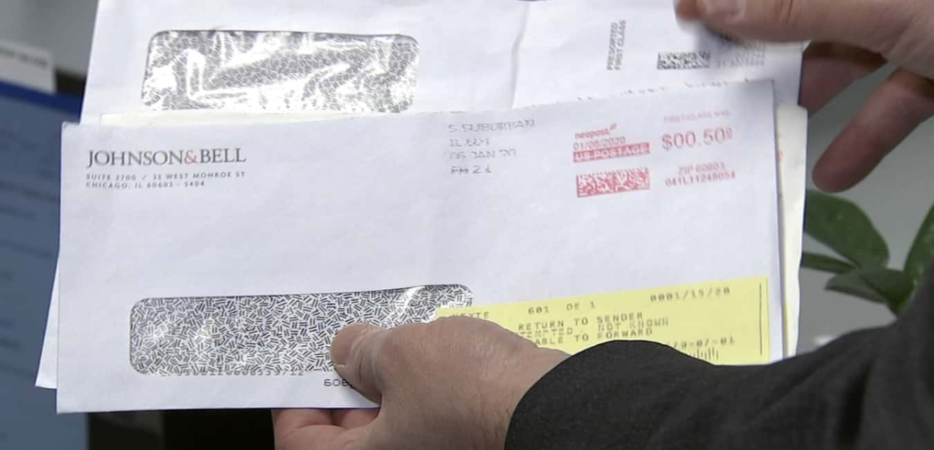 Return Mail To Sender Mail That You Do Not Want