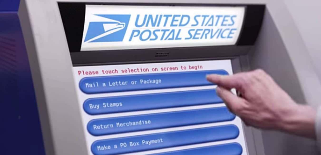 USPS Self-Service Kiosk Hours